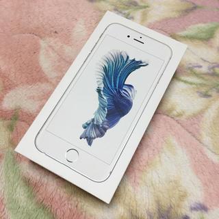 アイフォーン(iPhone)のiPhone6s/64GB/シルバー/箱のみ(その他)
