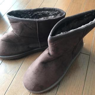ファームートンブーツ ブラウンMサイズ(ブーツ)