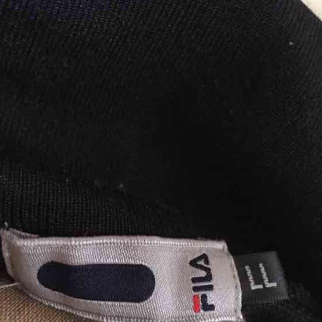FILA(フィラ)のFILAジャージ黒 メンズのトップス(ジャージ)の商品写真