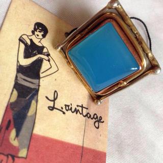 ルシェルブルー(LE CIEL BLEU)の美品✨LE CIEL BLEU購入リング(リング(指輪))