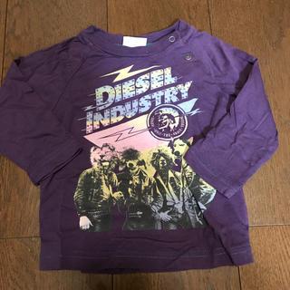 ディーゼル(DIESEL)のディーゼル ベビー ロンT(Tシャツ)