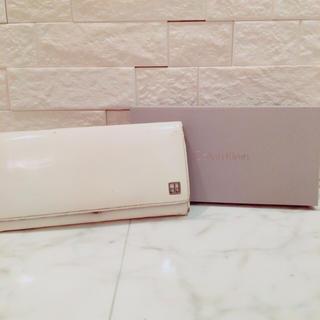 カルバンクライン(Calvin Klein)のCK 長財布(長財布)