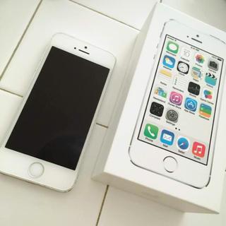 アップル(Apple)のiPhone5s 32GB softBank(スマートフォン本体)