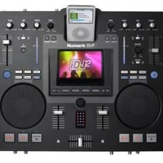 Numark idj2(DJコントローラー)