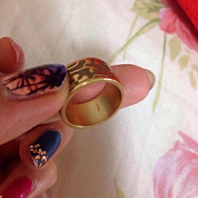 Chloe(クロエ)のchloe♡リング💍再値下げ!! レディースのアクセサリー(リング(指輪))の商品写真