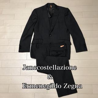 エルメネジルドゼニア(Ermenegildo Zegna)のJanecostellazione 上下セットアップスーツ ゼニア生地(セットアップ)