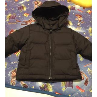 ムジルシリョウヒン(MUJI (無印良品))の無印良品 キッズ ダウンジャケット90(ジャケット/上着)