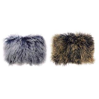 アーバンボビー(URBANBOBBY)のK✨さん専用    URBAN BOBBY fur cluth bug(クラッチバッグ)