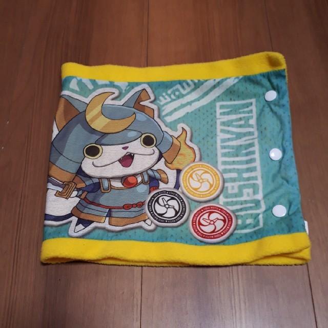 Bandai 妖怪ウォッチ 武士ニャン ネックウォーマーの通販 By ぶらんこ