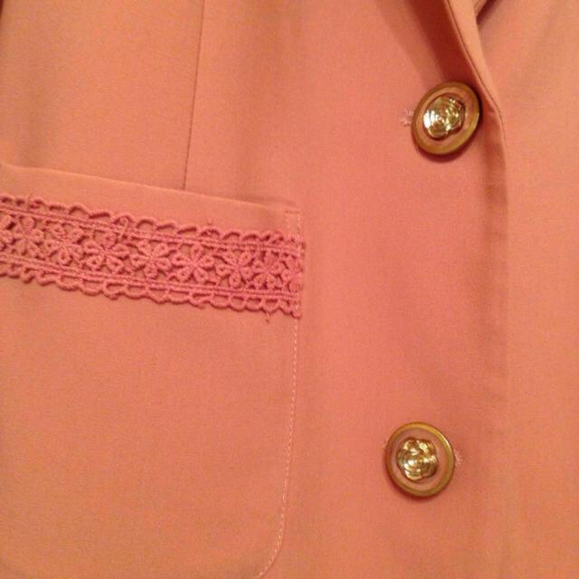 LIZ LISA(リズリサ)のリズリサ*ジャケット レディースのジャケット/アウター(テーラードジャケット)の商品写真