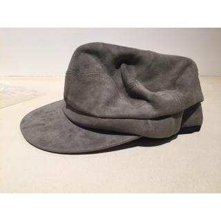 トゥモローランド(TOMORROWLAND)のKIJIMA TAKAYUKIマリン帽(ハンチング/ベレー帽)