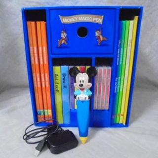 DWEディズニー英語システム ワールドファミリー ミッキーマジックペンセット(絵本/児童書)