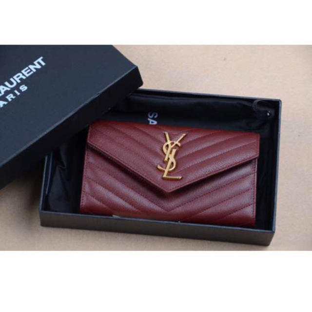 wholesale dealer 5b84f b603d YSL 長財布 | フリマアプリ ラクマ