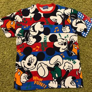 ディズニー(Disney)のミッキー Tシャツ ディズニーリゾート S(Tシャツ(半袖/袖なし))