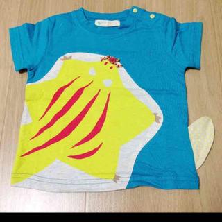 ベイビーチアー Tシャツ 80 ナルミヤ