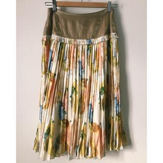バーニーズニューヨーク(BARNEYS NEW YORK)のミュラーオブヨシオクボ muller of yoshiokubo スカート(ひざ丈スカート)