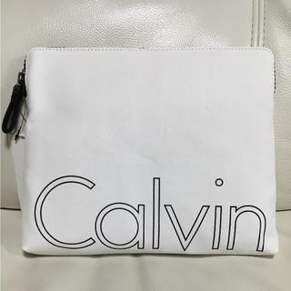 カルバンクライン(Calvin Klein)の新品☆CalvinKlein☆カルバンクライン クラッチ(セカンドバッグ/クラッチバッグ)