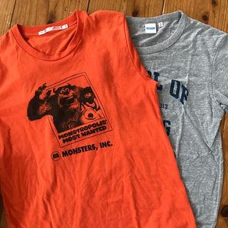 ユニクロ(UNIQLO)の値下げしました☆UNIQLO Tシャツ 2枚組(その他)