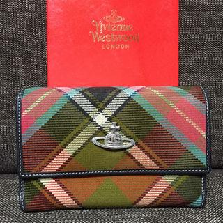 ヴィヴィアンウエストウッド(Vivienne Westwood)のヴィヴィアンウエストウッド3つ折り財布(財布)