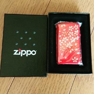 ジッポー(ZIPPO)のZIPPO 職人手作り 友禅和紙ジッポーライター 新品未使用(タバコグッズ)