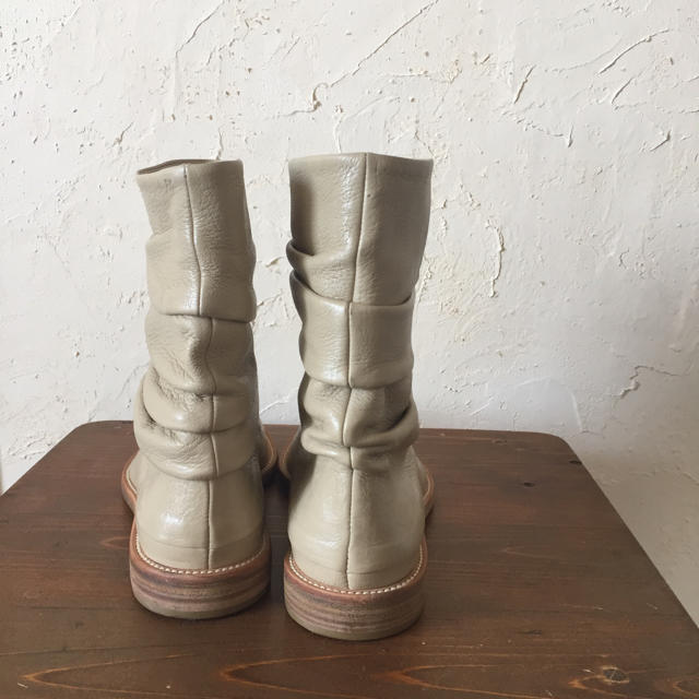 SARTORE(サルトル)のSARTORE ベージュ 37 レディースの靴/シューズ(ブーツ)の商品写真
