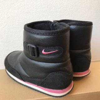 ナイキ(NIKE)のNIKE LITTLE WINTER JOGGER TD 14cm ブーツ(ブーツ)