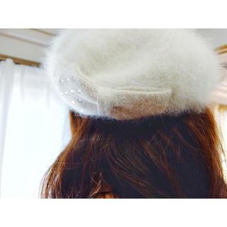 フルラ(Furla)のベレー帽(ハンチング/ベレー帽)