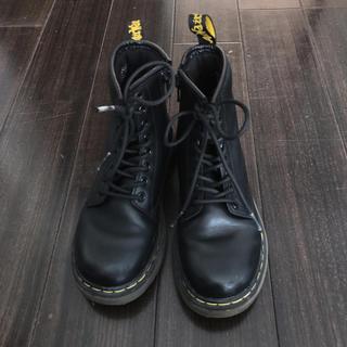ドクターマーチン(Dr.Martens)のドクターマーチン キッズ デラニー DELANEY ブーツus12 18cm(ブーツ)