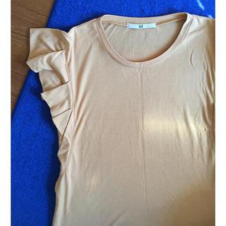 スライ(SLY)のsly 袖フリルTシャツ(Tシャツ(半袖/袖なし))