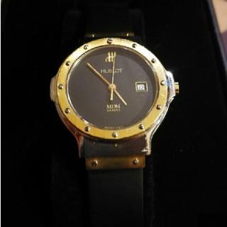 ウブロ(HUBLOT)のHUBLOT MDM クラシック 腕時計 K18YG(腕時計)