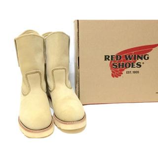レッドウィング(REDWING)のレッドウィング ペコス ブーツ 新品  正規本物 メンズ24  red wing(ブーツ)