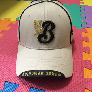 ニューエラー(NEW ERA)の非売品 横浜ベイスターズ 2009年 キャンプ限定キャップ(その他)