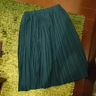 ジエンポリアム(THE EMPORIUM)のプリーツスカート(ロングスカート)