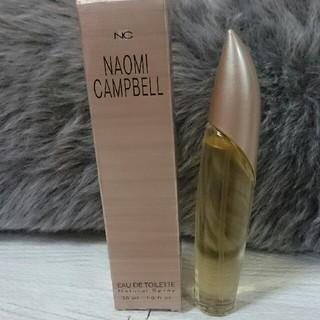 ナオミキャンベル(Naomi Campbell)のNAOMI CAMPBELL♥香水30ml(香水(女性用))