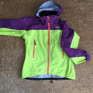 ロウアルパイン(Lowe Alpine)の登山、ハイキング雨具代わりにどうぞ(登山用品)
