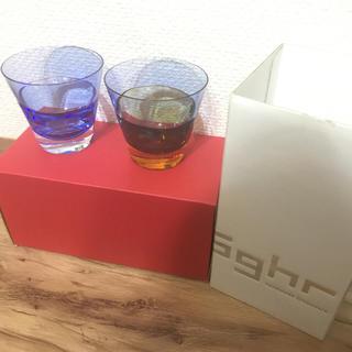 スガハラ(Sghr)のsghrロックグラス(グラス/カップ)