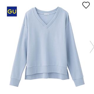 ジーユー(GU)のレディース服(Tシャツ(長袖/七分))