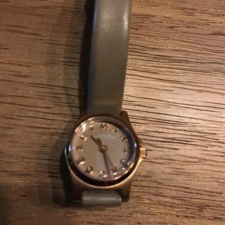 マークバイマークジェイコブス(MARC BY MARC JACOBS)のマークバイマークジェイコブス 時計 まま様専用(腕時計)