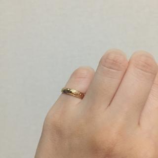サンタモニカ(Santa Monica)のvintage pinkie ring(リング(指輪))