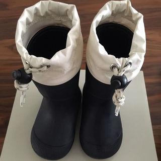 ムジルシリョウヒン(MUJI (無印良品))の無印良品★長靴 13〜14センチ(その他)