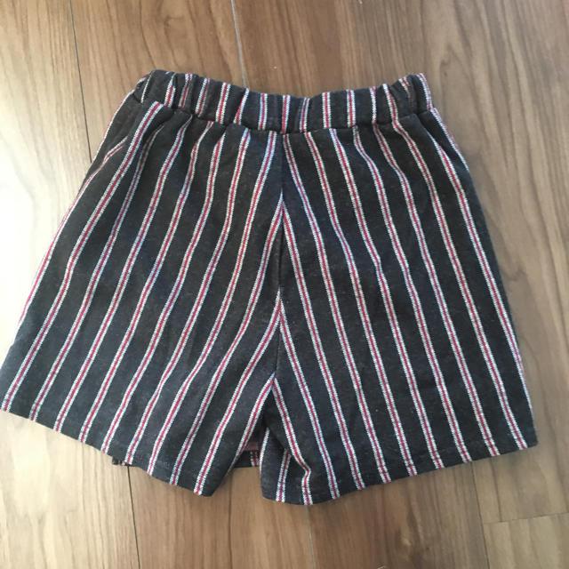 GU(ジーユー)の子供服 スカート 140cm キッズ/ベビー/マタニティのキッズ服 女の子用(90cm~)(スカート)の商品写真