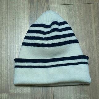 ジーユー(GU)のGU キッズニット帽(帽子)