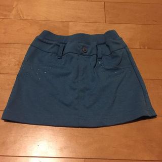 ジーユー(GU)の120☆GU☆ストーンつきスカート(スカート)