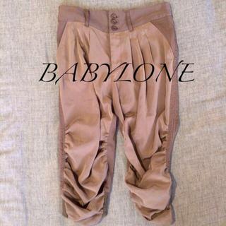 バビロン(BABYLONE)のBABYLONE ♡ カジュアルパンツ(カジュアルパンツ)