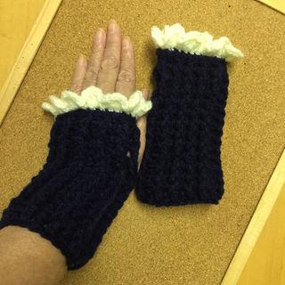 暖かハンドウォーマー(手袋)