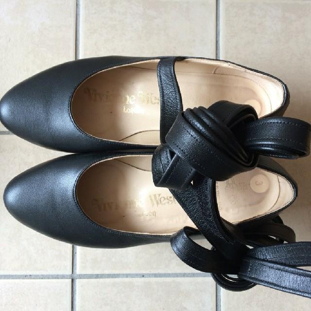 Vivienne Westwood(ヴィヴィアンウエストウッド)の値下げ!ヴィヴィアンウエストウッド ロッキンホース  パンプス レディースの靴/シューズ(ハイヒール/パンプス)の商品写真