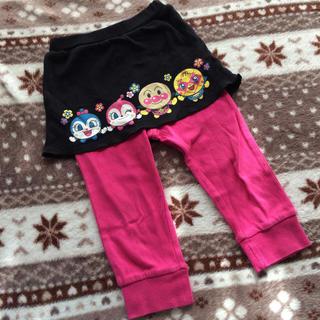 アンパンマン(アンパンマン)の☆ 子供服 ☆ アンパンマン スカート レギンス 95 女の子(スカート)