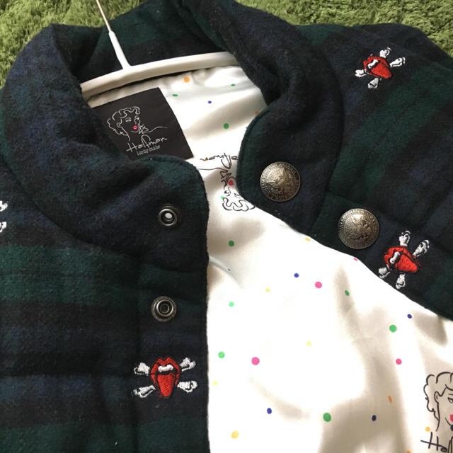 HALFMAN(ハーフマン)の【manamin様 専用】HALFMAN 中綿 ベスト ハーフマン メンズのジャケット/アウター(ダウンベスト)の商品写真