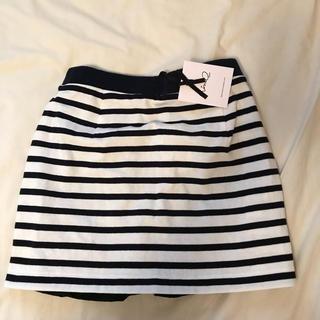 ニーナミュウ(Nina mew)の新品タグ付きニーナミニスカート(ミニスカート)