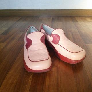 アシナガオジサン(あしながおじさん)のシューズ(ローファー/革靴)